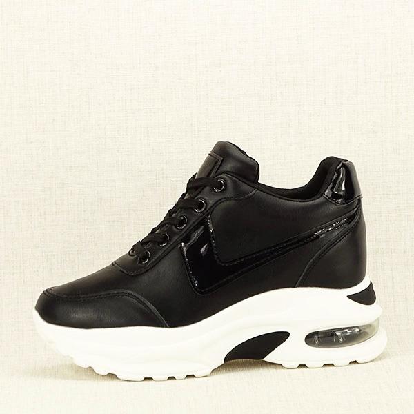 Sneakers kaki High-Top Abby